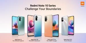 Объявлена дата запуска Redmi Note 10S