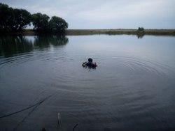 В пруду утонул пьяный мужчина