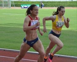 Легкоатлета завоевала 'золото' Чемпионата России