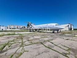 Не востребованный в Саратове Як-42 продают за 3 млн