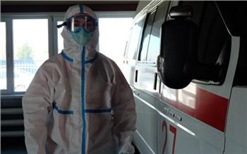 Красноярцам показали работу скорой помощи во время пандемии