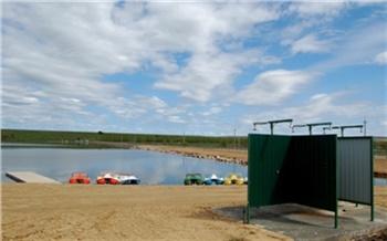 Еще 4 пляжа открылись в Красноярском крае