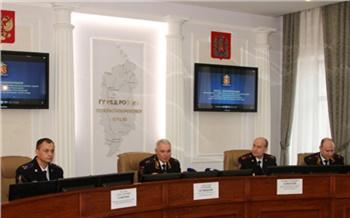 «На 30 % больше тяжких и особо тяжких»: в главном управлении МВД Красноярского края подвели итоги 2020 года