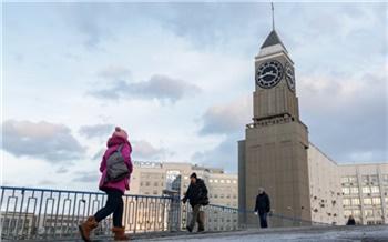 Праздничный 3-дневный уик-энд в Красноярске будет умеренно морозным
