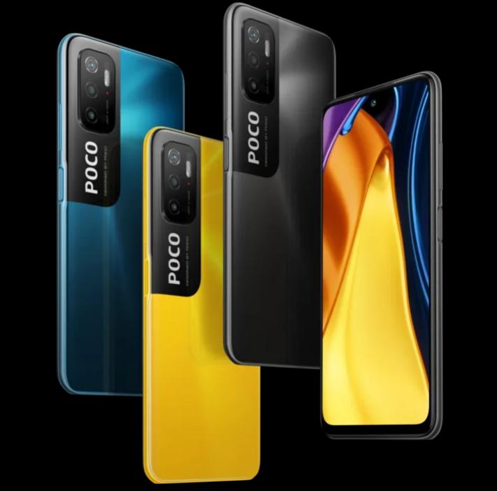 Смартфон POCO M3 Pro официально представлен в России