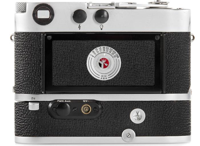 Единственную в своём роде фотокамеру продадут на аукционе в Вене