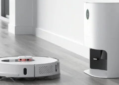 Робот-пылесос Xiaomi ROIDMI Eve Plus с системой самоочищения и функцией дезинфекции