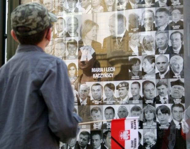 Крушение самолета Качиньского: Польша требует ареста российских диспетчеров