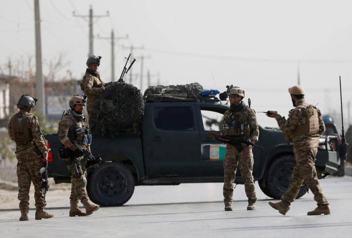 В Афганистане взорвалось заминированное авто: не менее 20 погибших
