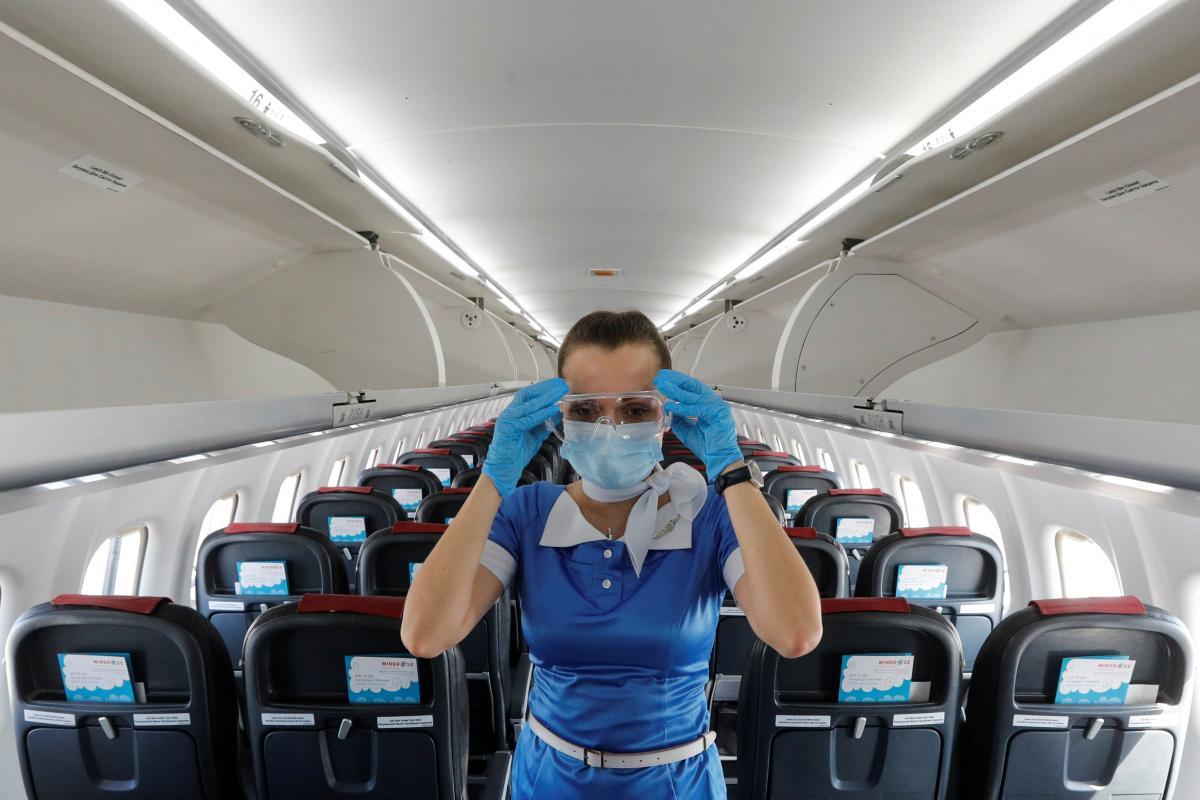 British Airways и American Airlines будут бесплатно тестировать пассажиров на коронавирус
