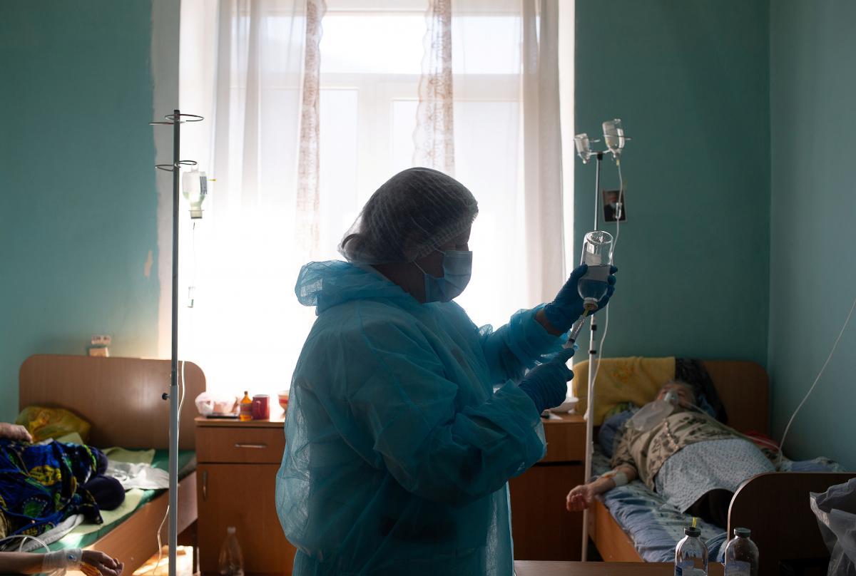 Не хватает кислорода и медиков: в Одессе ухудшилась ситуация с COVID-19