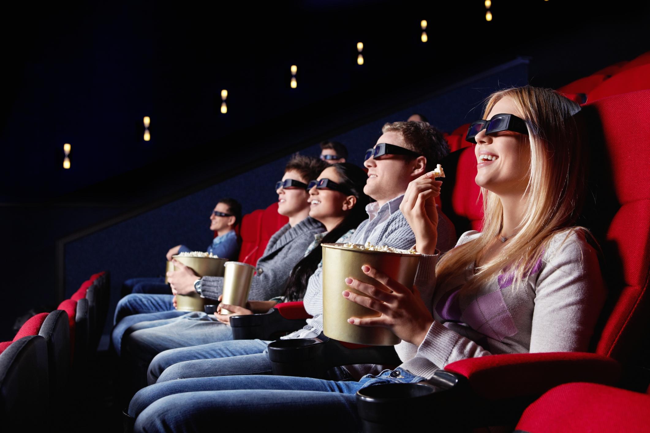 Стала известна дата открытия российских кинотеатров
