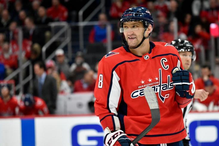 СМИ: Александр Овечкин станет лучшим снайпером НХЛ