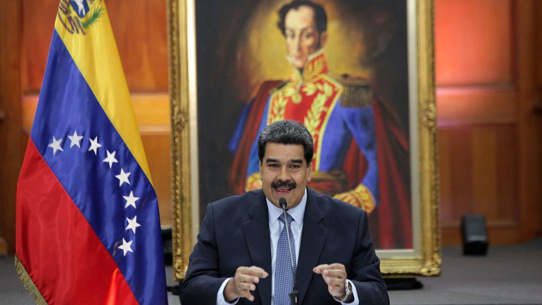 Президент Венесуэлы вновь хочет стать водителем автобуса
