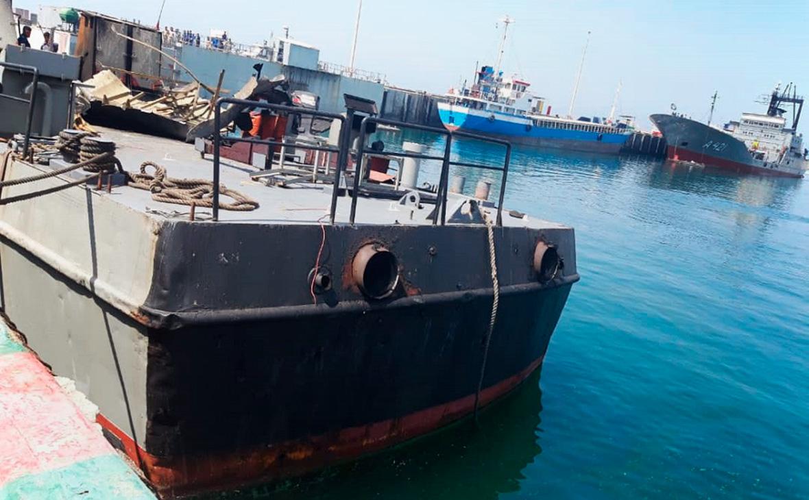 ВМС Ирана сообщили о гибели 19 человек во время аварии на учениях