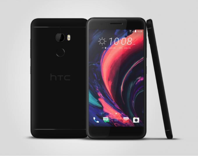 В России вышел HTC One X10