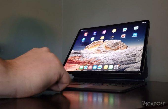 Появилось видео распаковки нового iPad Pro с экраном mini-LED (4 видео)