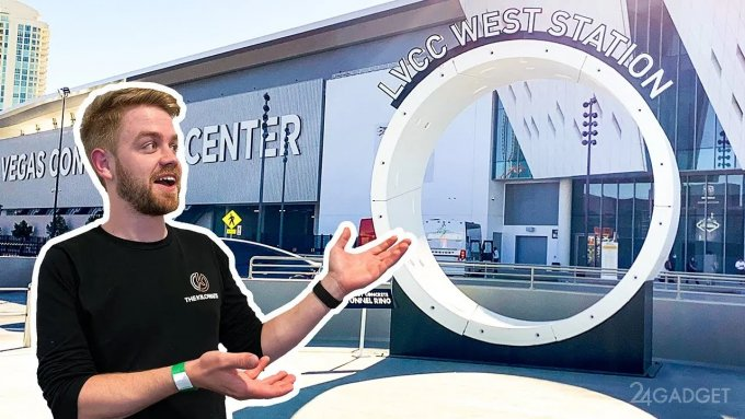 Илона Маск открыл подземный тоннель под Лас-Вегасом, но людям он не понравился (видео)