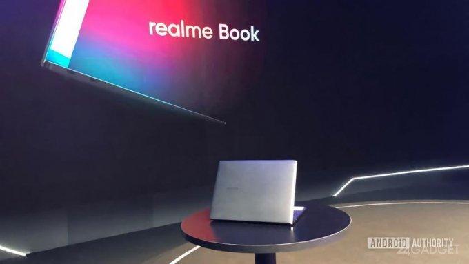 Первый ноутбук Realme Book от BBK Electronics выполнен в стиле Apple MacBook (7 фото)