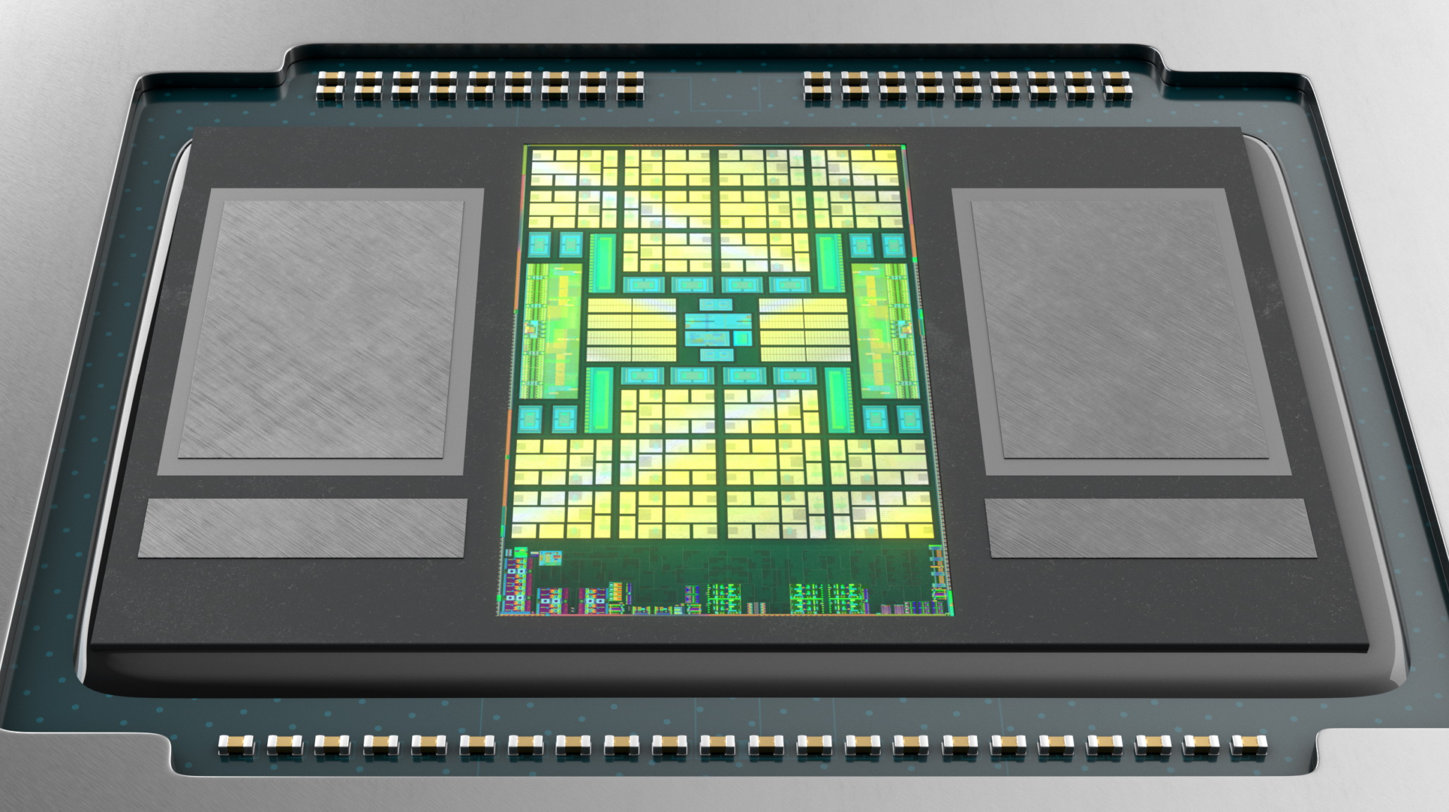 AMD представила Radeon Pro 5600M: мощная видеокарта с HBM2 для Apple MacBook Pro