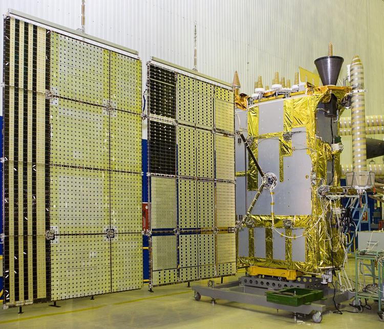 В производстве находятся восемь спутников ГЛОНАСС нового поколения