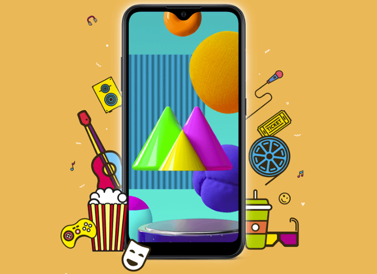 Samsung вскоре представит смартфоны начального уровня Galaxy A02 и Galaxy M02