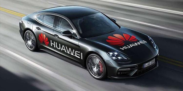 Huawei под гнётом американских санкций займётся технологиями для смарт-автомобилей