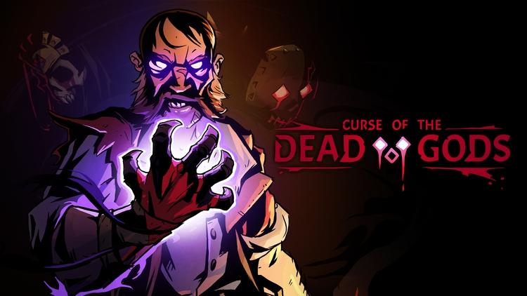 Мрачный роглайк Curse of the Dead Gods выйдет из раннего доступа в феврале