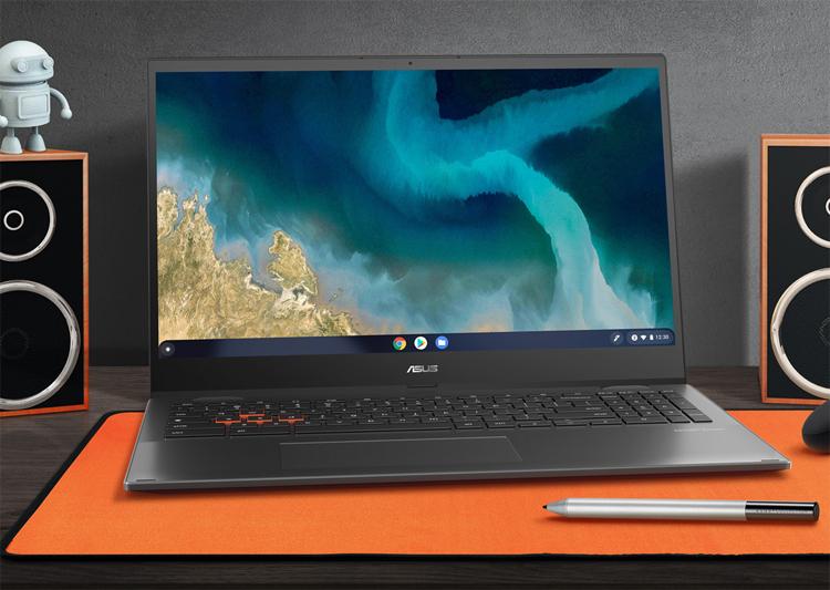 ASUS представила продвинутый ноутбук-трансформер Chromebook Flip CM5 на процессоре AMD Ryzen