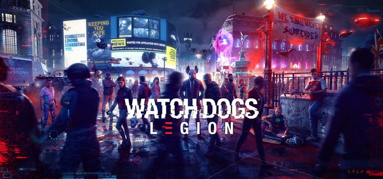 9 марта в Watch Dogs: Legion появятся онлайн-режимы и две DLC-миссии