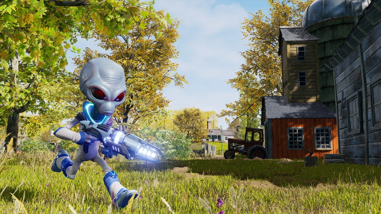 Новое в Xbox Game Pass: MLB The Show 21, Destroy All Humans!, Second Extinction и Phogs!