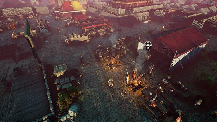 Видео: представлена посвящённая Риму RPG — Expeditions: Rome