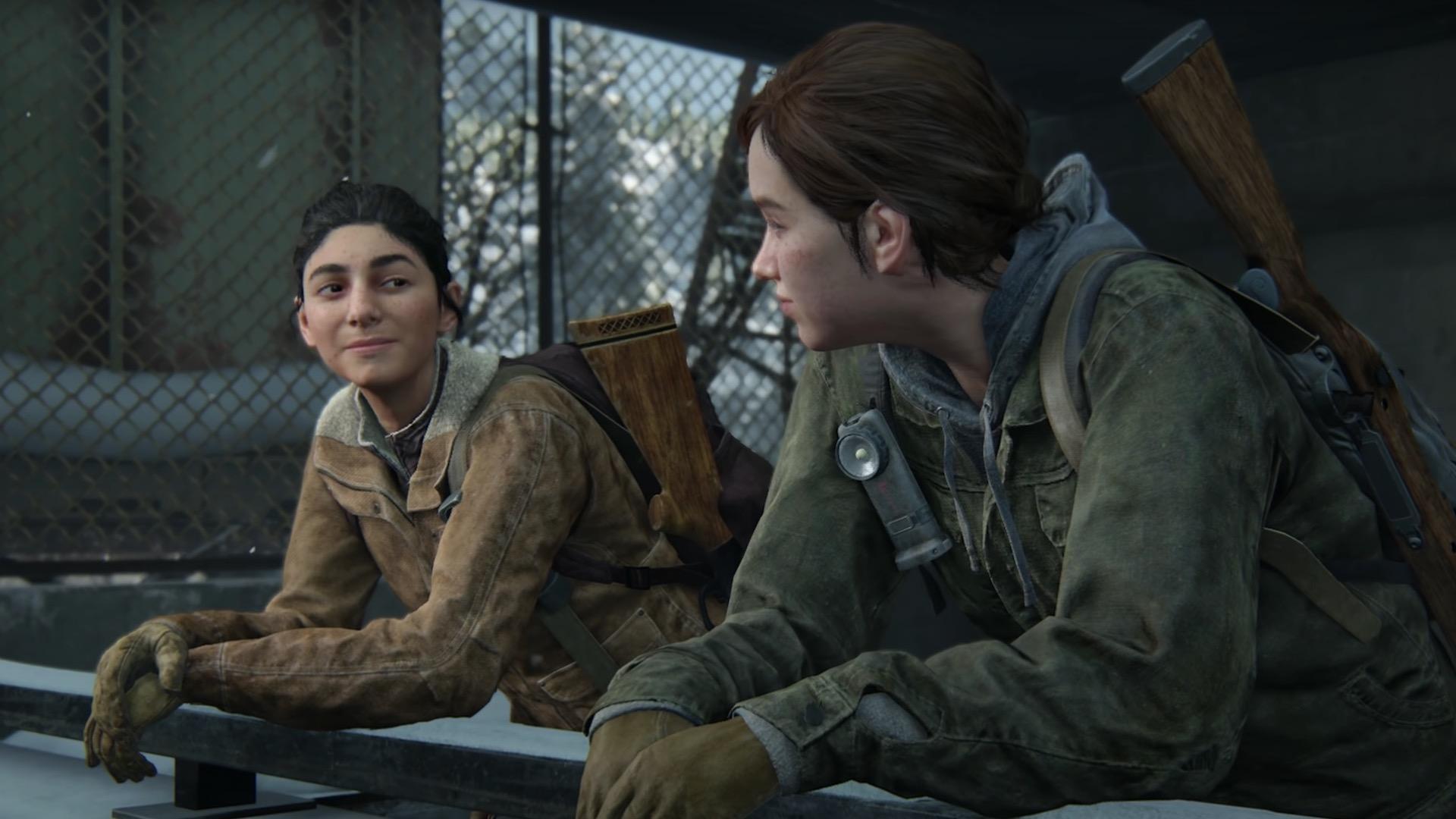 В The Last of Us Part II мог появиться другой финал, который более точно показал бы намерения Элли