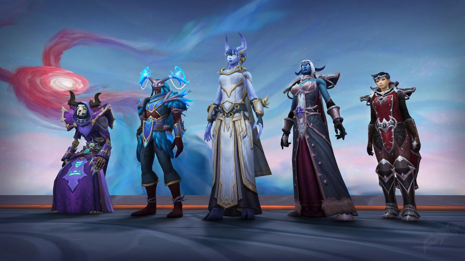 Слухи: релиз расширения Burning Crusade для World of Warcraft Classic состоится 1 июня