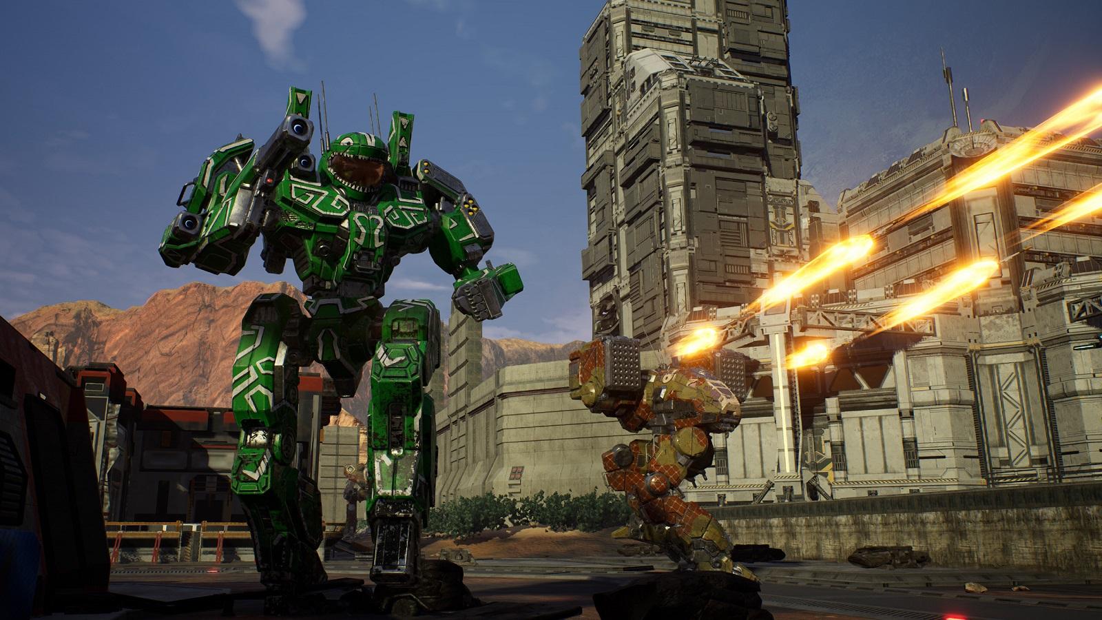 С выходом на новых платформах в MechWarrior 5: Mercenaries появится кроссплей и не только