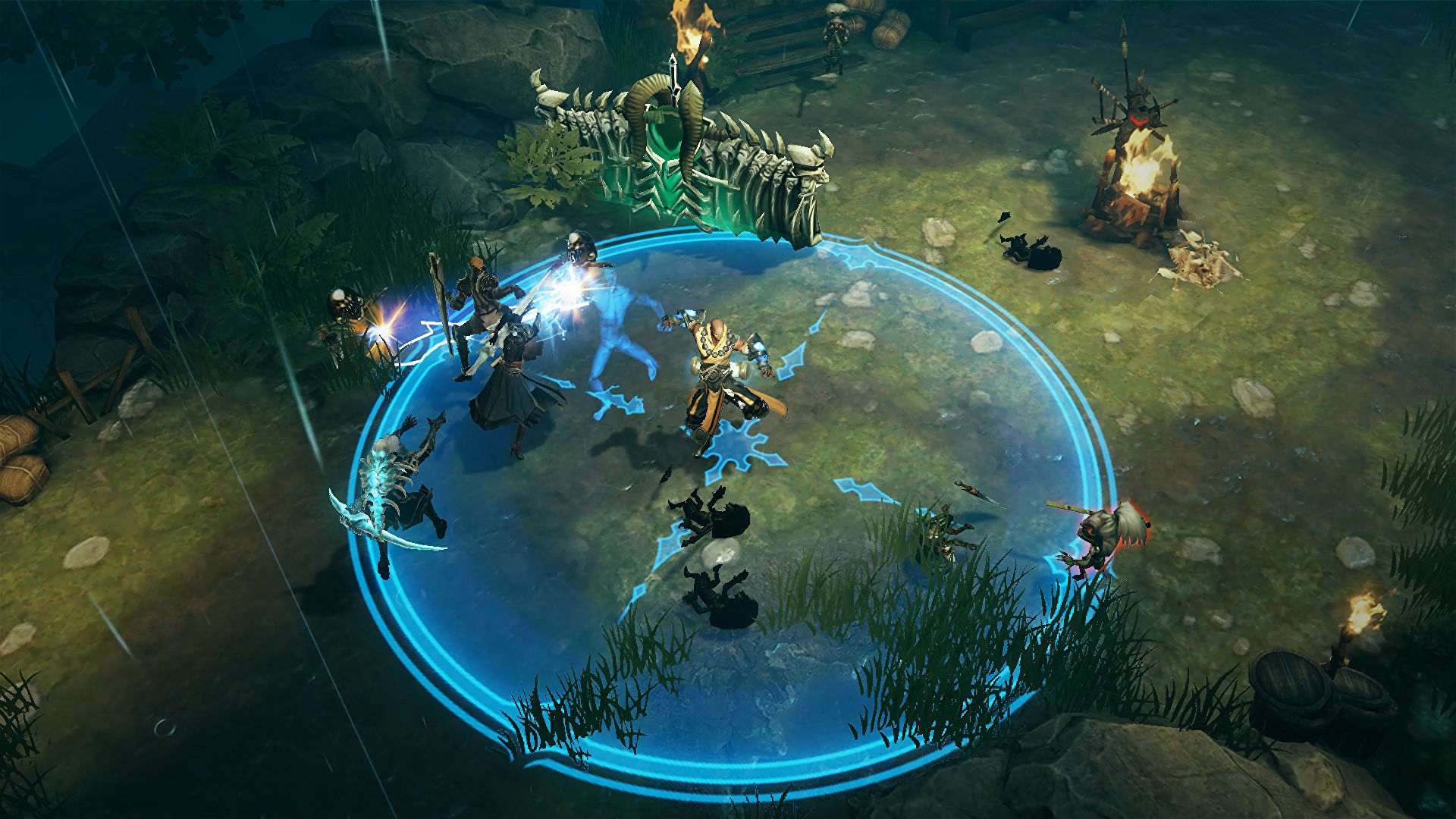Diablo Immortal находится на пути к выходу в 2021 году