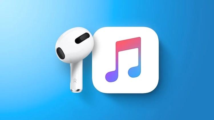 Ни одни беспроводные наушники Apple AirPods не смогут воспроизводить аудио без потерь в Apple Music
