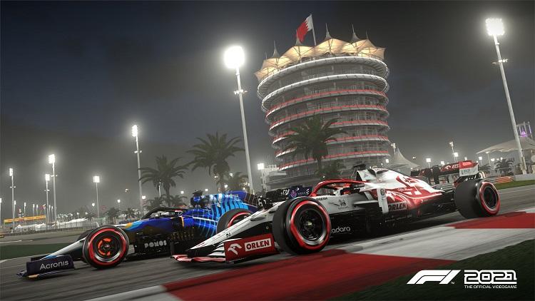 Версии гоночного симулятора F1 2021 для PS5 и Xbox Series X получат поддержку 120 кадров/с