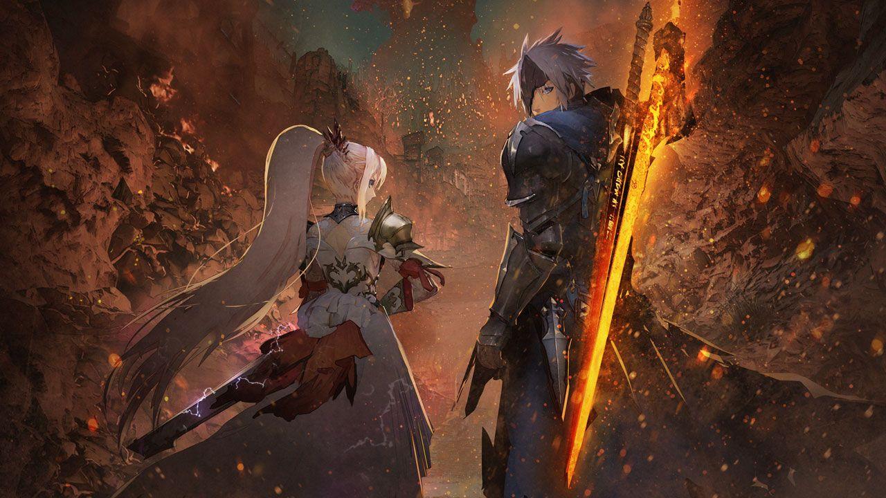 Tales of Arise на PlayStation 5 займёт 37 Гбайт, а предзагрузка начнётся 8 сентября