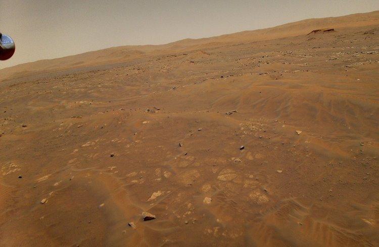 Марсоход Perseverance отправился к месту проведения своих первых исследований