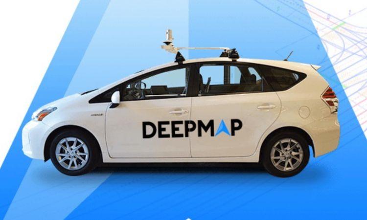 NVIDIA приберёт к рукам картографический стартап DeepMap ради развития автопилота