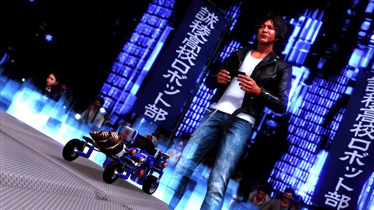 Видео: основные и побочные занятия главного героя в новом геймплейном трейлере Lost Judgment