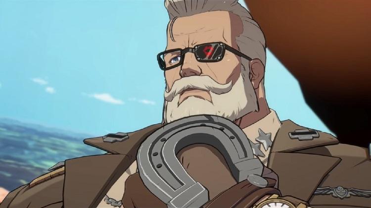 Разработчики Guilty Gear Strive представили первого DLC-персонажа — министра обороны США с гробом на цепи