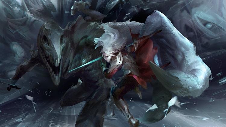 Death's Gambit: Afterlife оказалась временным эксклюзивом Nintendo Switch, но владельцам PC и PS4 долго ждать не придётся