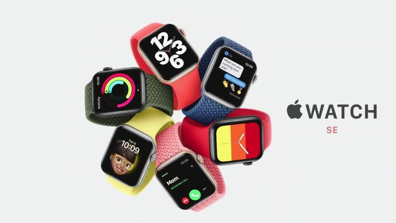 Представлены Apple Watch SE по цене от $279