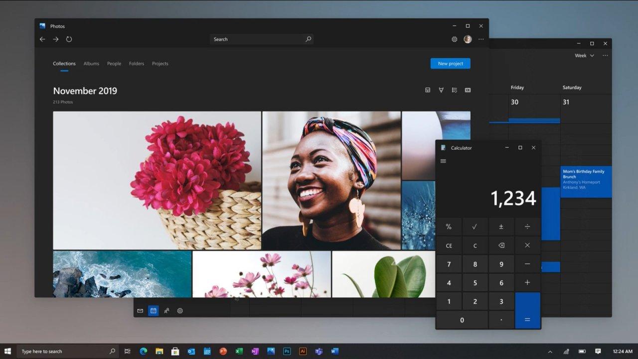 Всё, что известно о Windows 10 Sun Valley (обновлено)