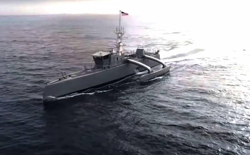 В США предложили создавать баржи с ракетными блоками на борту