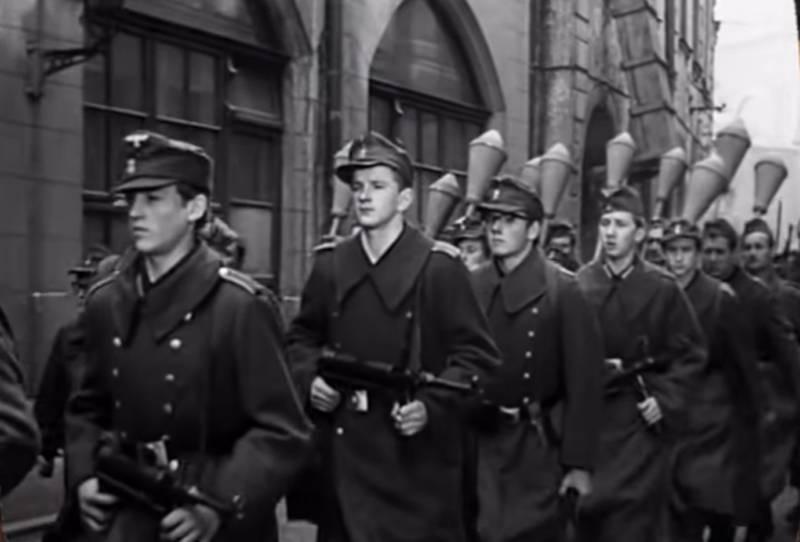 Немецкие «Панцерфаусты» и их гранаты