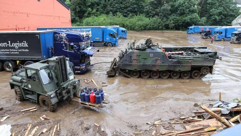 Потоп в сердце Европы: новые жертвы глобального потепления