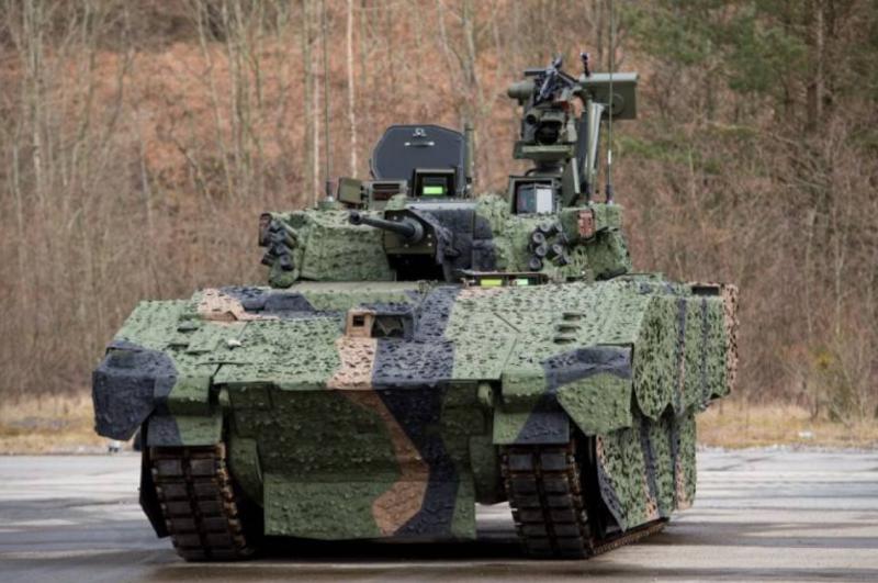 Минобороны Британии пригрозило General Dynamics отказом от бронемашин Ajax